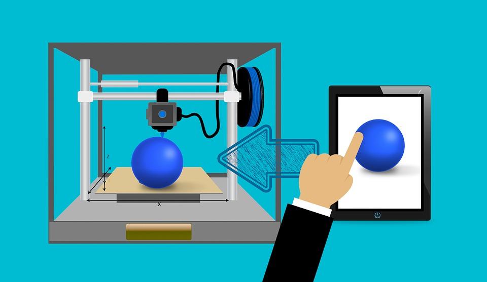 3D tisk na zakázku