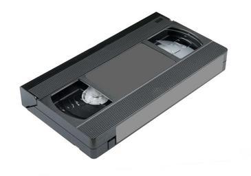 VHS kazeta
