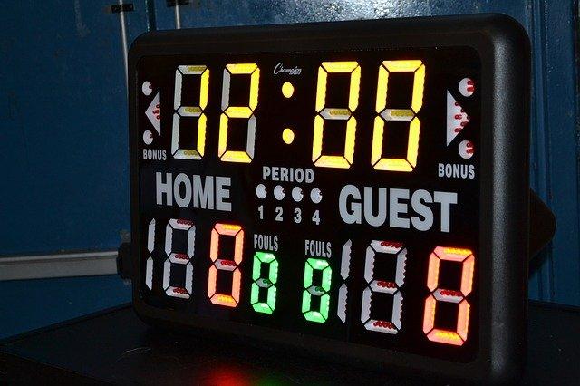 hodiny na zápasy