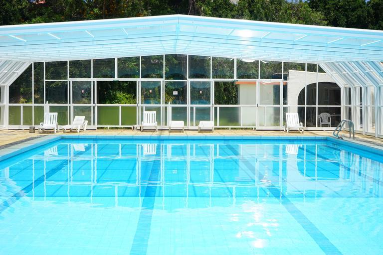 Úprava pH v bazénové vodě