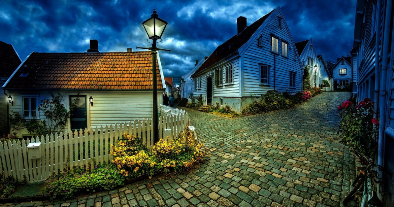 starší domy